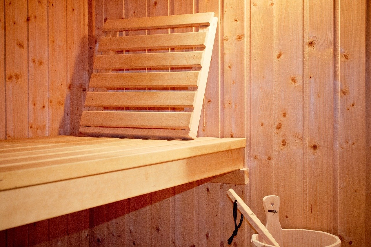 Saunan pesu kannattaa tehdä pari kertaa vuodessa.